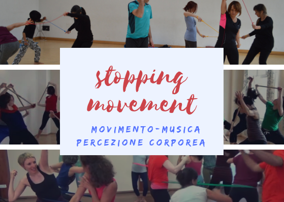 STOPPING MOVEMENT   LEZIONE DI PROVA