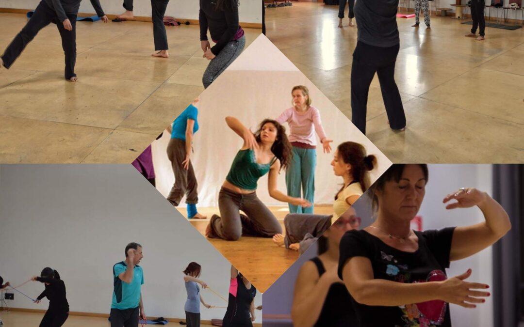 Lezioni di Prova Gratuite – Corso di gruppo Smove Stopping Movement Training